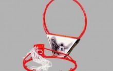 Korvpalli rõngas võrguga 32610