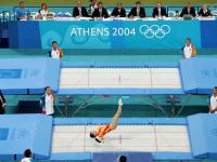 Batuudihüpped olimpiamängudel
